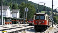 Mariazell station