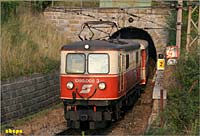small Eisberg tunnel