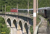 Zauberberge at Wagner viaduct